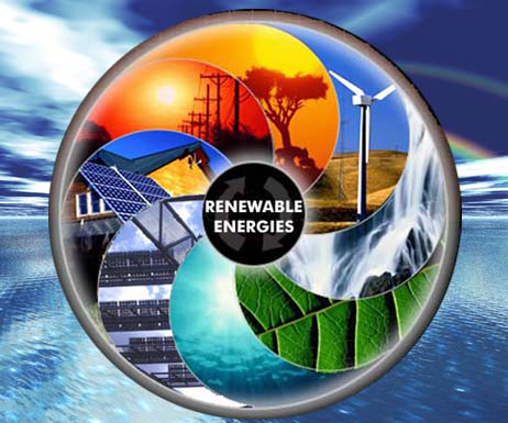 Elements of renewable energies